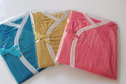 NICUとGCUで使う低出生体重児(未熟児)服
