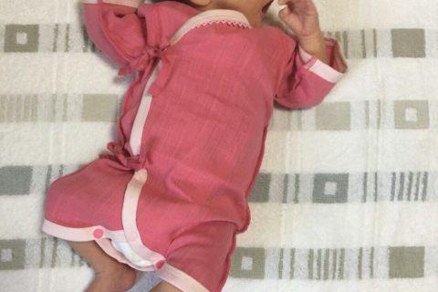 低出生体重児(未熟児)40cmサイズの肌着
