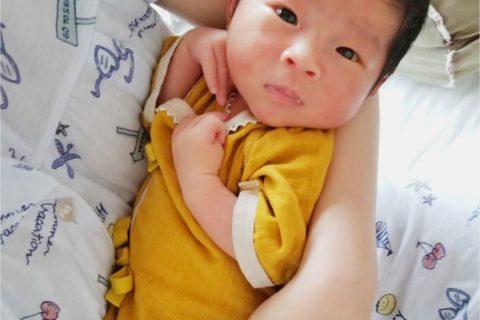 低出生体重児の肌着