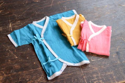 BAMP低出生体重児(未熟児)の肌着