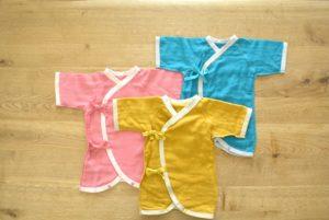 ベビーストリアの低出生体重児(未熟児)の肌着