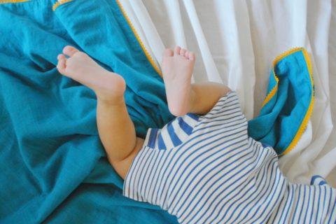 低出生体重児(未熟児)赤ちゃんが生まれた