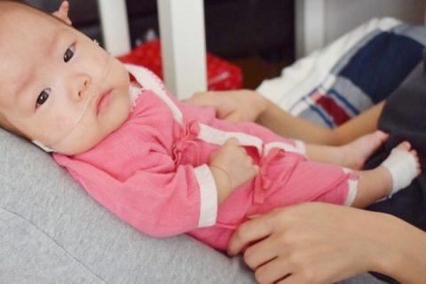 未熟児慢性肺疾患