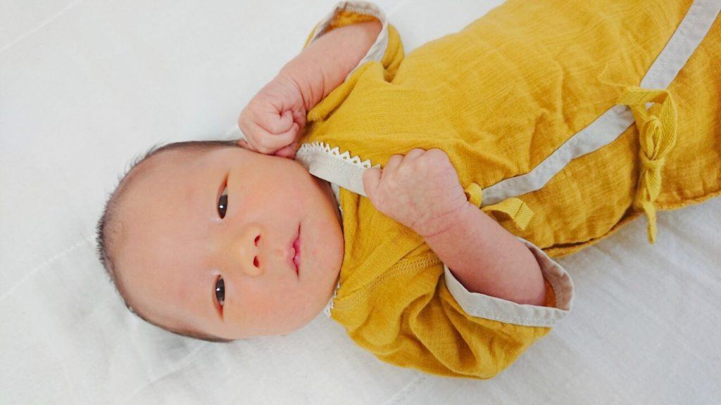 未熟児早産低出生体重児の写真