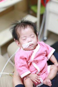 低出生体重児(未熟児)の出産と子育て