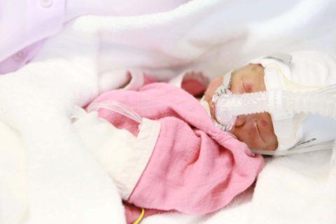 低出生体重児(未熟児)NICUの服と肌着