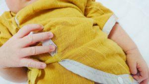 切迫流産と切迫早産で生まれた未熟児