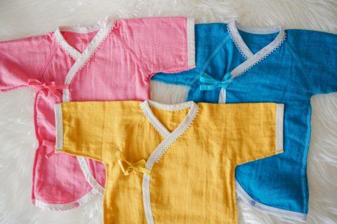 ベビーストリアの低出生体重児(未熟児)肌着