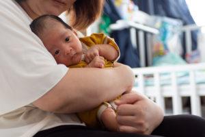低出生体重児(未熟児)出産リスク体重